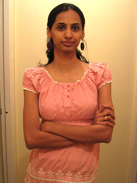 Helter Skelter: Aishwarya Natarajan