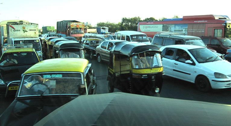 Helter Skelter: Traffic