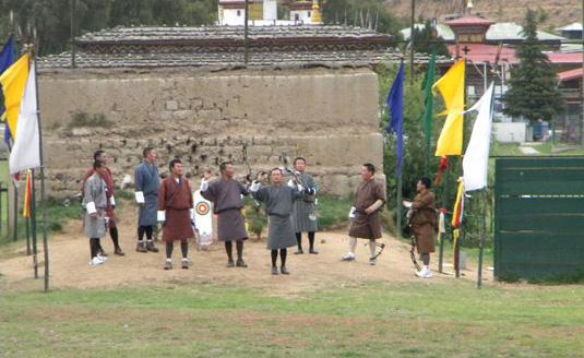 Helter Skelter: Bhutan