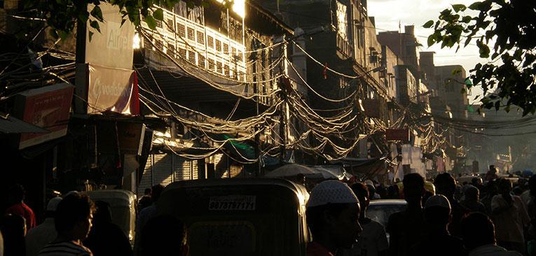 Helter Skelter: Delhi