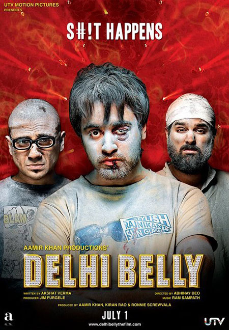 Helter Skelter: Delhi Belly