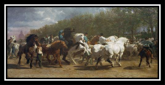 Helter Skelter: Horse Fair
