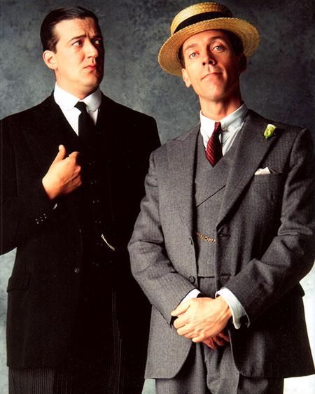 Helter Skelter: Jeeves and Wooster