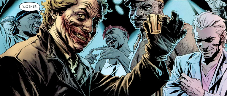 Helter Skelter: Joker