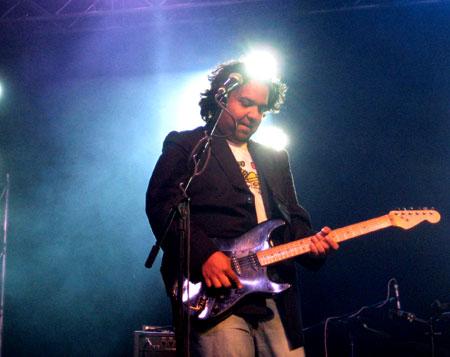 Helter Skelter: Mahindra Blues Festival