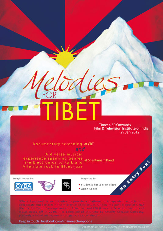 Helter Skelter: Melodies for Tibet