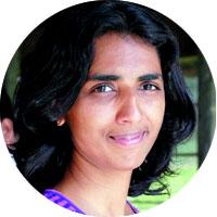 Helter Skelter: Archana Sreenivasan