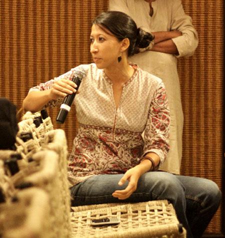 Helter Skelter: Parismita Singh