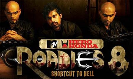 Helter Skelter: MTV Roadies