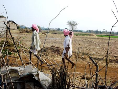 Helter Skelter: Village Vignettes