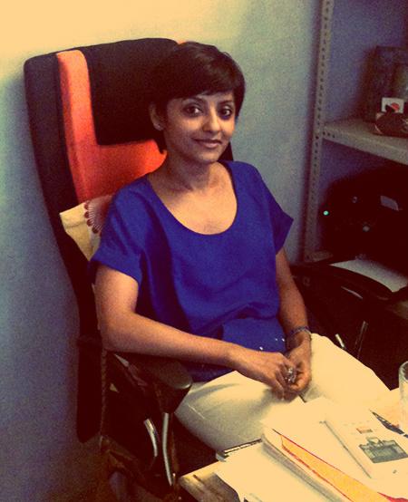 Helter Skelter: Sandhya Gorthi