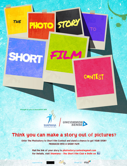 Helter Skelter: Photo Story to Short FIlm Contest