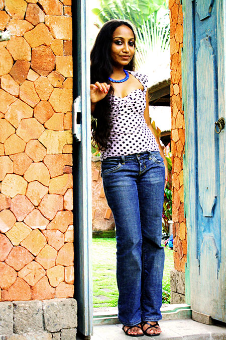 Helter Skelter: Sharanya Manivannan