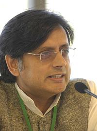 Helter Skelter: Shashi Tharoor