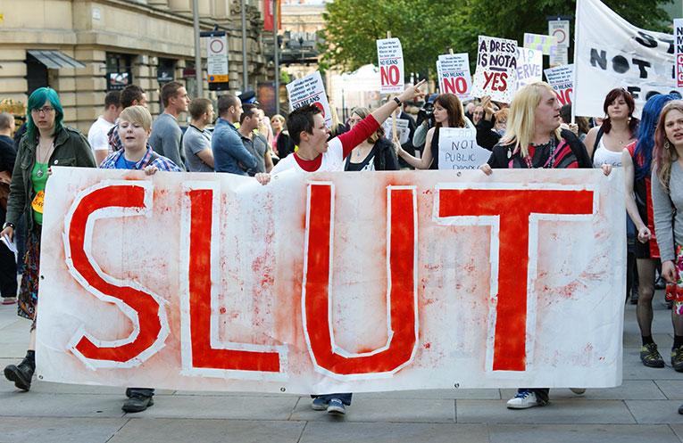 Helter Skelter: Slutwalk