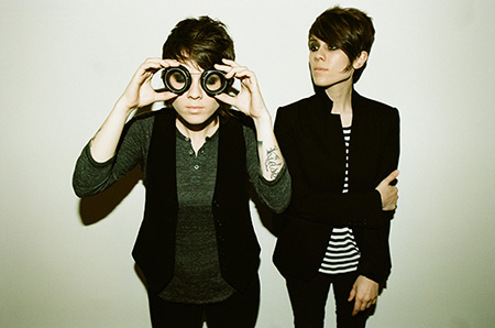 Helter Skelter: Tegan and Sara