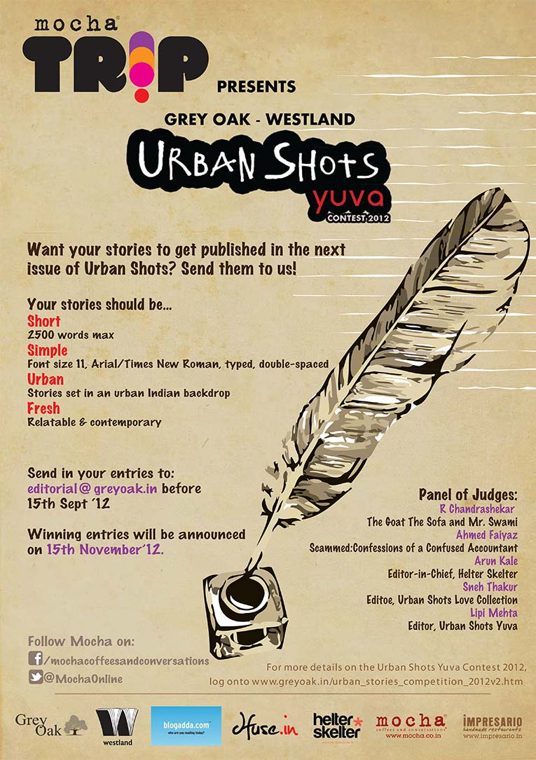 Helter Skelter: Official Partner of the Urban Shots Yuva Contest 2012