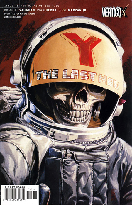 Helter Skelter: Y The Last Man