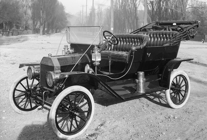 1910 Ford T Model