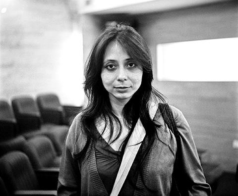 Annie Zaidi