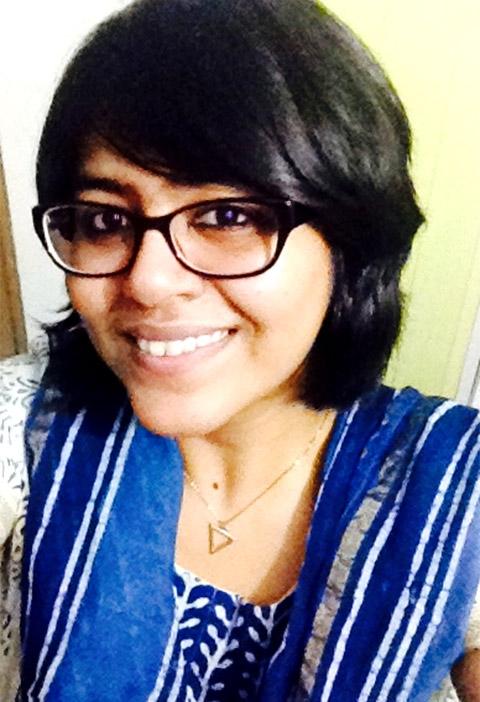 Anusha Parthasarathy