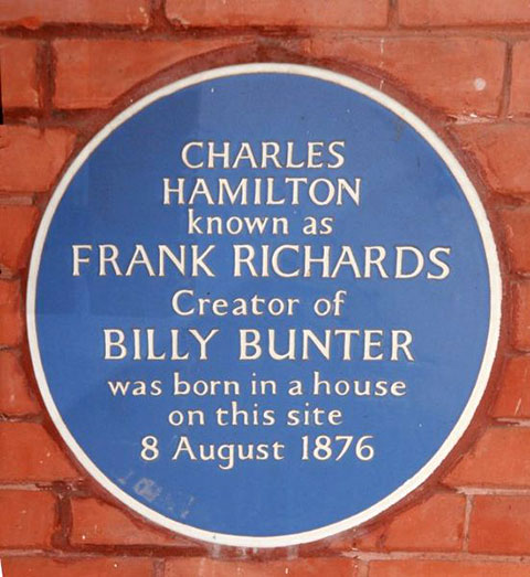 Charles Hamilton / Frank Richards