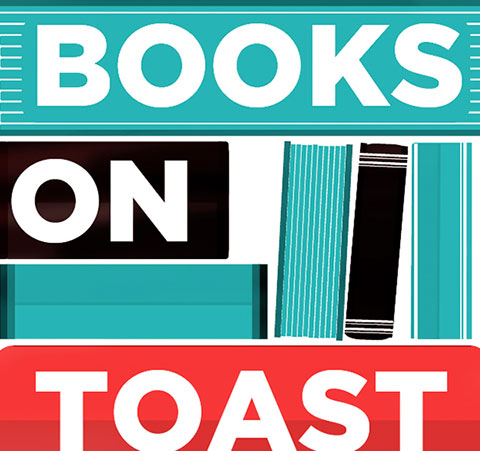 Books on Toast