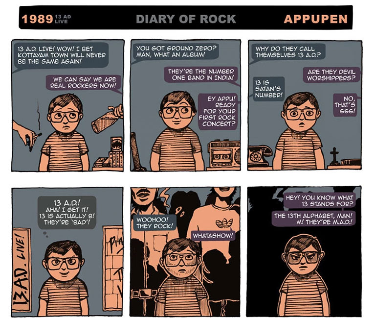 Diary of Rock