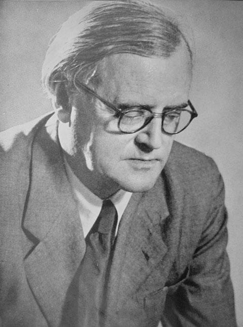 Dr. Verrier Elwin