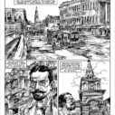 Hyderabad Graphic Novel: The Clocks of Calcutta