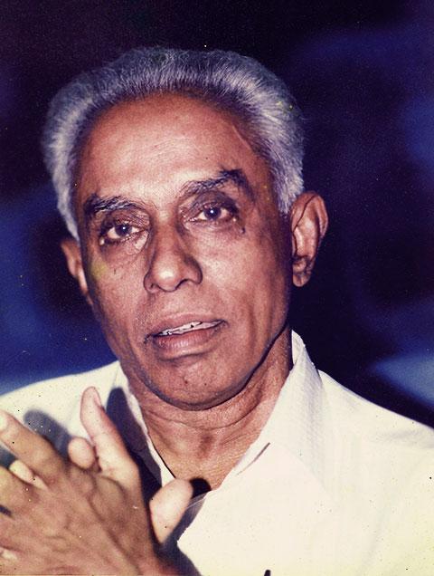Srinivas Rayaprol