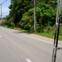 The road to Koh Samui